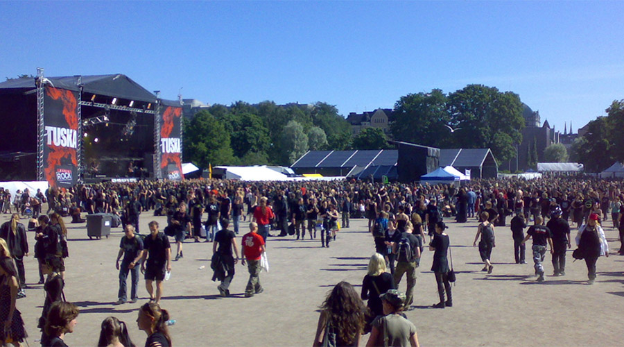 Tuska Open Air 2010