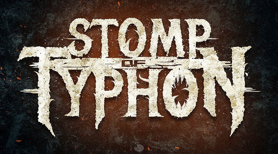 Сингл STOMP OF TYPHON