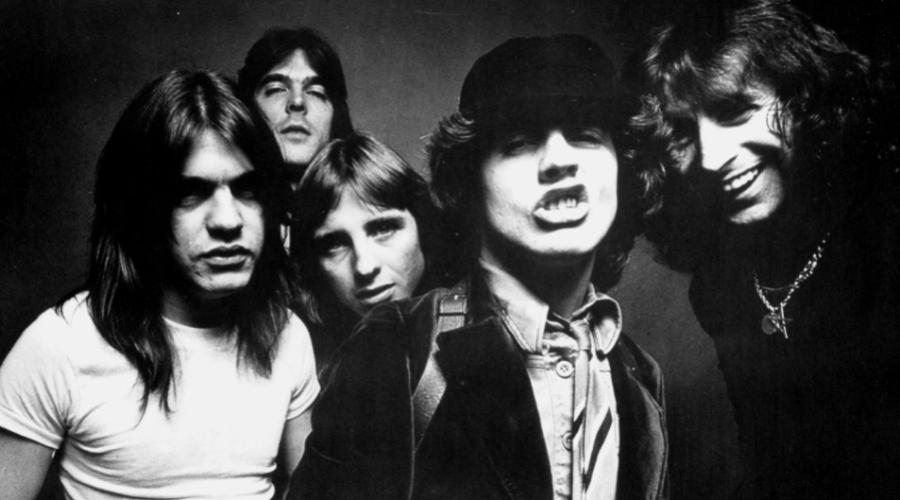 "AC/DC празднуют 40-летие альбома ""Highway To Hell"""