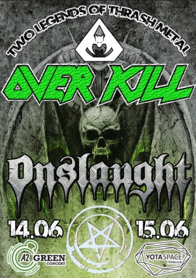 Overkill, Onslaught
