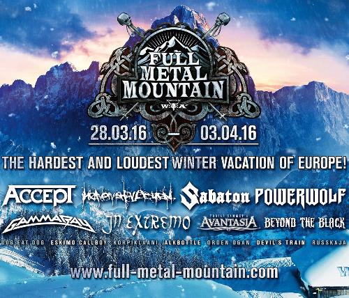 Full Metal Mountain 2016