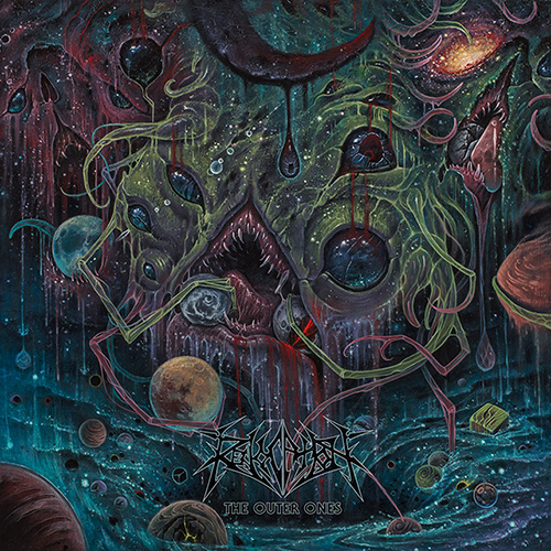 Обложка Revocation The Outer Ones