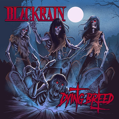blackrain-dying breed