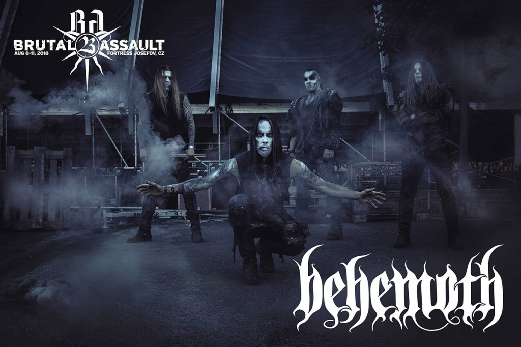 behemoth brutal assult 2018